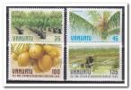 Vanuatu 1987, Postfris MNH, Trees, Fruit - Vanuatu (1980-...)