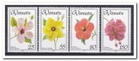 Vanuatu 1993, Postfris MNH, Flowers - Vanuatu (1980-...)