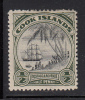 Cook Islands MH Scott #116 1/2p Landing Of Captain Cook - Wmk NZ, Star Multiple - Gum Toned - Cook