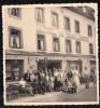 VIEILLE PHOTO 12.5 X 12.5cm HOTEL DU NINGLINSPO -  NONCEVEUX - Aywaille