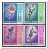 Maldiven 1968, Postfris MNH, Olympic Games - Maldiven (1965-...)