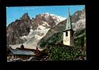 COURMAYEUR ENTREVES Valle D'Aosta : Il Monte Bianco - Italia