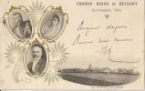 GRANDE REVUE DE BETHENY . 21 Septembre 1901 - Manifestazioni