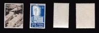 ITALIA REPUBBLICA 1951 29a FIERA DI MILANO - SERIE COMPLETA MNH** - 1946-60: Neufs