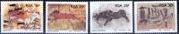 South Africa 1987 Petroglyphs MNH** - Lot. 828 - Sud Africa (1961-...)