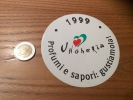 "AUTOCOLLANT, Sticker ""1999 - Ungheria - Profumi E Sapori : Gustiamola !"" (Hongrie) Italie - Pegatinas"