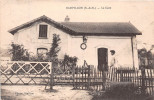 77 - Rampillon - La Gare Animée - Plan N°2 - France