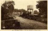 09 ESCOSSE Pont Sur L´Estrique Et Chateau D´Eau - Sonstige Gemeinden