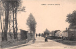 77 - Vilbert - Arrivée Du Tramway - La Gare Animée - France