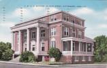 Mississippi Hattiesburg Y M C A Building On Main Street 1941 - Hattiesburg