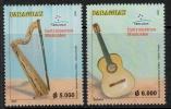 Paraguay 2006 SC 2818-2819 MNH Instruments - Paraguay