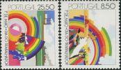 PT0064 Portugal 1981 International Labour Day 2v MNH - 1910-... República