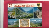 - CPM - MULTIVUES DE BONNEVAL-SUR-ARC  -- CARTE NON ECRITE -- - Bonneval Sur Arc