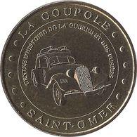 2002 - LA COUPOLE 2 - La Traction 1 / MONNAIE DE PARIS - Monnaie De Paris