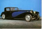 Bugatti F Coupé Napoléon 2 + 2 Places Type 41 Royale 1928 8 Cylindres 200 CV - Musée Automobile Mulhouse - Passenger Cars