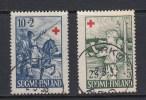 Finland 1955  Red Cross Fund  -  Used - Gebraucht