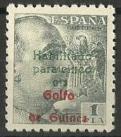 ESPAÑA COLONIAS GOLFO DE GUINEA AÑO 1949 EDIFIL 273/74 ** MNH - Spanish Guinea