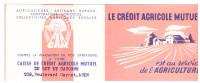 Calendrier De Poche CREDIT AGRICOLE MUTUEL 1954 (agen) (PPP1275) - Calendriers