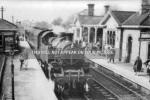 Buckingham Railway Station C.1959 - Railway