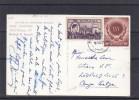 Ponts - Roumanie - Carte Postale De 1960 - Oblitération Bucaresti - Expédié Vers Le Congo Belge - Covers & Documents