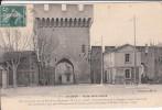 Cp , 84 , AVIGNON , Porte Saint-Lazare, Construite Sous Le Pontificat D'Innocent VI (1352-1362) - Avignon