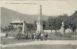 Gard : La Grand Combe, Le Kiosque Et Le Square, Animée - La Grand-Combe