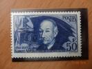 Timbre N°398a ** TTB,(papier épais) - Unused Stamps