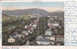 Deutsches Reich Postcard Bad Wildungen W/Traincancel Wabern-Wildungen Zug422 5.9.1904 - Bowed (G66-71) - Germany