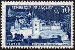 France N° 1333 ** Vannes - Les Remparts Illuminés - France