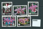 Venezuela 1971 Venezuelan Orchids Complete - Venezuela