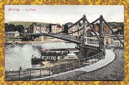 SERAING : Le Pont  [2 Scans R°V°] - Seraing