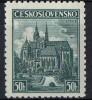 PIA  - CECOSLOVACCHIA - 1938 : Esposizione Di Di Pilsen E Kosice  - (YV  344) - Cecoslovacchia