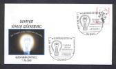 6.- GERMANY ALLEMAGNE 2012.  Glühlampe, Incandescent Light Bulb, Lampe à Incandescence Classique. Bombilla - Electricidad
