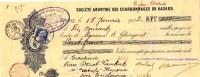 Charbonnages du Hasard / TROOZ 1912