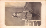 Portrait De Fillette - Carte-photo - Portraits