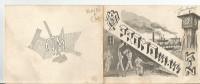 AIX EN PROVENCE (13) CARNET DES GADZ'ARTS (ECOLE NATIONALE D'ARTS ET METIERS ) Promotion 141-144 (1944) - Vieux Papiers