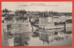 CPA Corbeil - Place De La Tournelle Et Port Des Gendarmes - Corbeil Essonnes