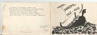 AIX EN PROVENCE (13) CARNET DE GADZ'ARTS (ECOLE NATIONALE D'ARTS ET METIERS ) PROMOTION 142-145 AVEC LES NOMS - Vieux Papiers