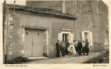 Vallans Agence Postale Personnages Pendant  Cérémonie De Communion - France