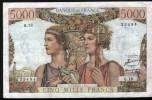 5000 TERRE ET MER, S.10-3-1949.S.  Q 18 - 1871-1952 Anciens Francs Circulés Au XXème