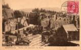 Cpa 1919,  LUXEMBOURG, Partie Aux Environs Du Bock  (47.86) - Luxembourg - Ville