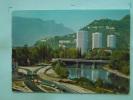 V08-38-A-isere--grenoble Par La Route De Chamrousse-3 Tours-anger-pivot-junillon--voitures- - Grenoble