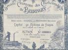 CHARBONNAGES de BEERINGEN de 1926