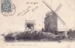 CPA - 75 - PARIS - Le Moulin De La Galette - 218 - Francia