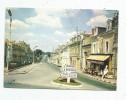 Cp , 85 , FONTENAY LE COMTE , Rue De La République , Vierge , Ed : Gaby- Artaud , Café , Bar Tabac , Hôtel - Fontenay Le Comte