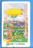 Japan Japon Telefonkarte Télécarte Phonecard Telefoonkaart Ballon Balloon - Sport