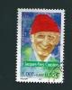 N° 3346 Les Grands AventuriersJacques-Yves Cousteau 1910-1997  France Oblitéré 1993 - France