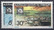 ANTÁRTIDA AUSTRALIANA 1971 - Yvert #19/20 - MNH ** - Unused Stamps
