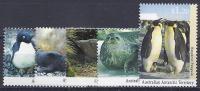 ANTÁRTIDA AUSTRALIANA 1992 - Yvert #90/4 - MNH ** - Unused Stamps