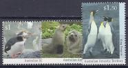 ANTÁRTIDA AUSTRALIANA 1993 - Yvert #95/7 - MNH ** - Unused Stamps